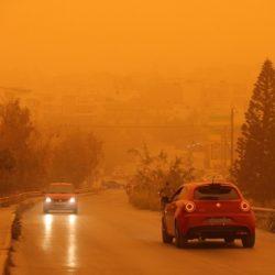 Προσοχή στην αφρικανική σκόνη, μεταφέρει επικίνδυνα μέταλλα