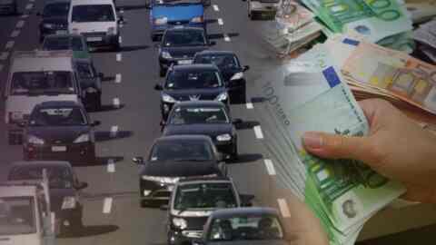 """Κατατέθηκε στην Βουλή το νομοσχέδιο """"σκούπα"""" του Υπουργείου Μεταφορών"""