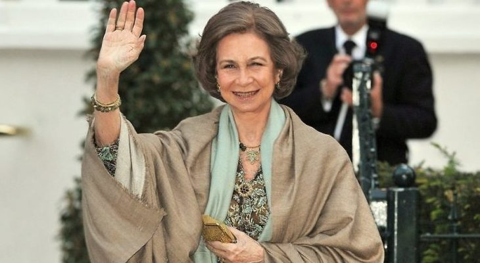 Έρχεται στην Κρήτη η Βασίλισσα της Ισπανίας, Σοφία