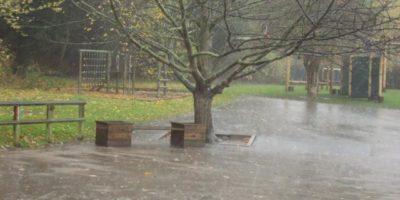 Βροχερός ο καιρός το Σαββατοκύριακο, με τους νοτιάδες να ανεβάζουν την θερμοκρασία