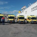 Έξι νέα ασθενοφόρα στην Κρήτη από το ίδρυμα Σταύρος Νιάρχος
