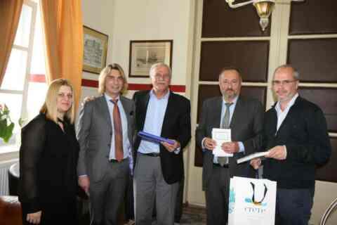 Ευρύ το πεδίο συνεργασίας μεταξύ Κρήτης και Γαλλίας