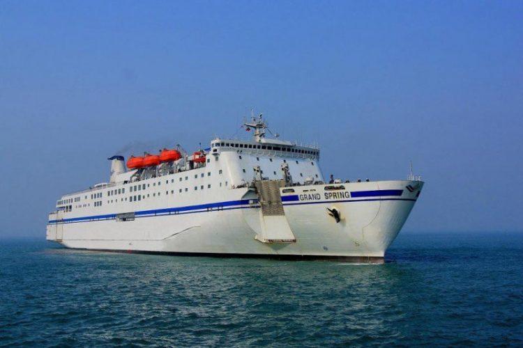 Το νέο υπερσύγχρονο απόκτημα της ΑΝΕΚ. Έρχεται στην Ελλάδα για μετασκευή