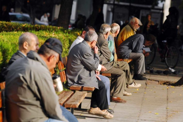 ΕΚΤ: Ο πληθυσμός της Ελλάδας είναι από τους πιο γερασμένους της Ευρωζώνης