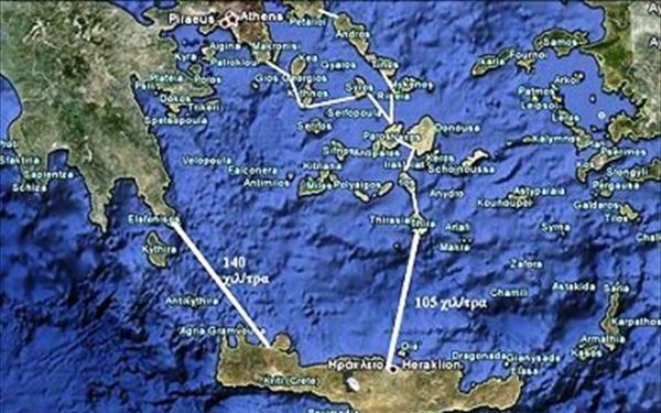 Κατατέθηκε η ΜΠΕ για την μεγάλη ηλεκτρική διασύνδεση της Κρήτης με την Αττική