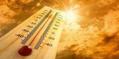 "Meteo: ""Ψήθηκε"" η Κρήτη από την ζέστη, την Δευτέρα"
