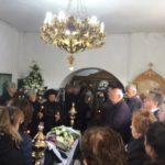 Είπαν το τελευταίο «αντίο» στον δημοσιογράφο Νίκο Γρυλλάκη
