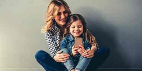 Τι να κάνουμε όταν ακούσουμε τι φράση: «Μαμά θέλω να μου πάρεις κινητό τηλέφωνο»;