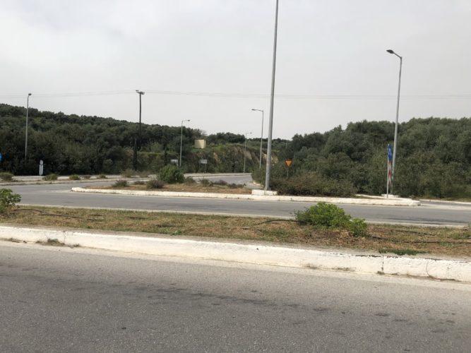 Καθαρίσθηκαν οι κόμβοι του ΒΟΑΚ, στα όρια του δήμου Πλατανιά