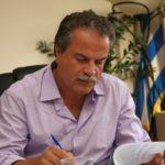 Επαφές του Γιάννη Μαλανδράκη στην Αθήνα για έργα του δήμου Πλατανιά