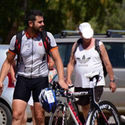 Ποδηλατοπορεία στη μνήμη του Μανώλη Αγριμάκη