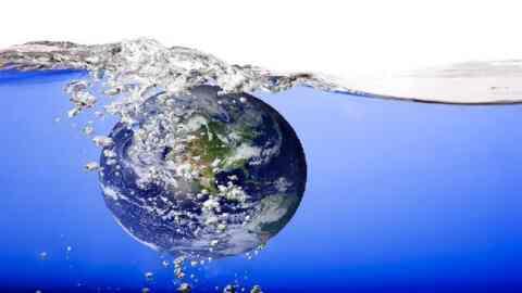 """Εσπερίδα με θέμα """"Διαχείριση των υδατικών πόρων και κλιματική αλλαγή"""""""