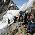 Ο Ορειβατικός από το Σηρικάρι στο Φάραγγι Πολυρρήνιας και στην κορυφή Κουβάρα