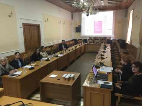 Πρώτη συνάντηση της τοπικής ομάδας εμπειρογνωμόνων του Έργου FILO