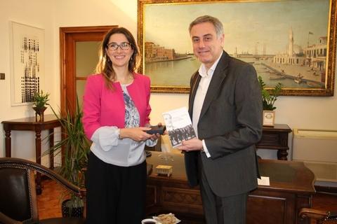 Συζητήθηκε η απευθείας αεροπορική σύνδεση της Κρήτης με την Τουρκία