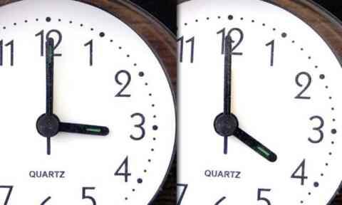 Αλλάζει η ώρα την Κυριακή. Μία ώρα μπροστά οι δείκτες των ρολογιών