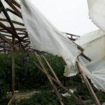 Σηκώθηκαν στον αέρα θερμοκήπια στα Χανιά από τους δυνατούς νοτιάδες