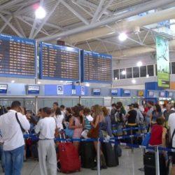 ΣΕΤΕ: Αυξήθηκαν οι διεθνείς αεροπορικές αφίξεις τον Ιούνιο