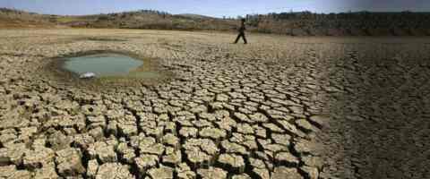 Σχέδιο δράσης για την αντιμετώπιση της ξηρασίας - λειψυδρίας στην Κρήτη