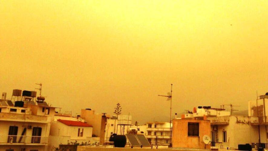 Χρήστος Ζερεφός: Η αφρικανική σκόνη ήρθε για να μείνει