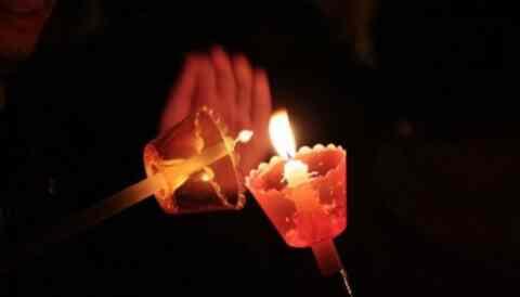 Στις 22:45 του Μ.Σαββάτου θα φθάσει στα Χανιά το Άγιο φως