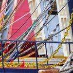Δεμένα τα πλοία στα λιμάνια όλης της χώρας την Τετάρτη 18 Απριλίου
