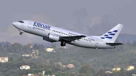 Ενισχύει την παρουσία της στην Κρήτη η Ellinair