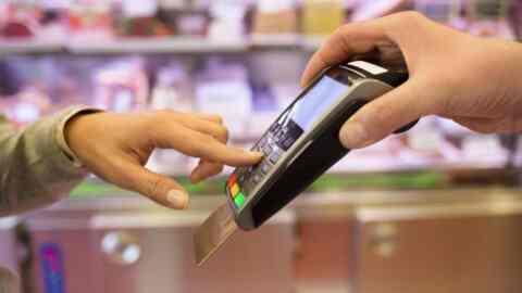 Πολύ χαμηλό το ποσοστό απατών με κάρτες στην Ελλάδα