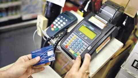 Περισσότερες ηλεκτρονικές πληρωμές από την 1η Ιανουαρίου 2020