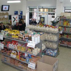 Προσφορά κρέατος από την Τράπεζα Χανίων στο Κοινωνικό Παντοπωλείο
