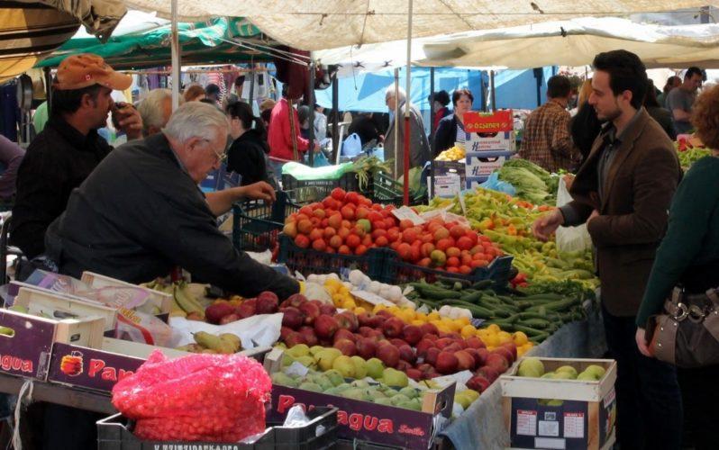 Σύσκεψη για την επίλυση των προβλημάτων στις λαϊκές αγορές των Χανίων