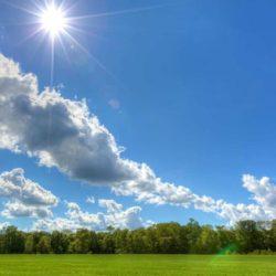 Ηλιοφάνεια και καλές θερμοκρασίες σήμερα στα Χανιά