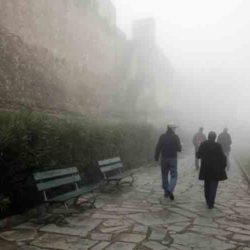 Θα συνεχιστεί και τις επόμενες ημέρες η ομίχλη που σκεπάζει τα Χανιά