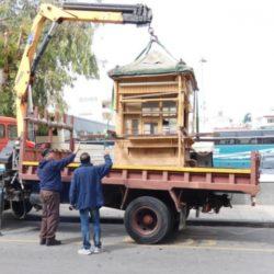 Ξυλώνονται τα ανενεργά περίπτερα στην πόλη των Χανίων