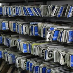 Αντίστροφη μέτρηση για την ενεργοποίηση της ψηφιακής κατάθεσης πινακίδων