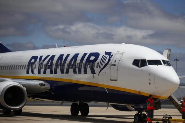 Ryanair: Ακυρώνονται τουλάχιστον 600 πτήσεις στην Ευρώπη την επόμενη εβδομάδα