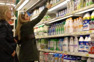 Υποχρεωτική η αναγραφή προέλευσης στο γάλα. Διευκρινίσεις από τον ΕΦΕΤ