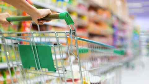 Πόσα δίνει ο Έλληνας κάθε φορά που πάει στο σούπερ μάρκετ