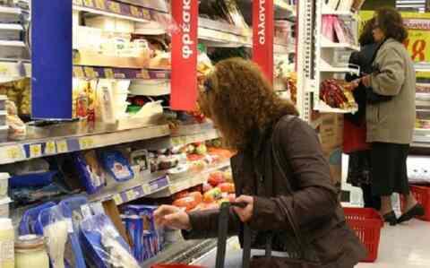 Αυξημένος 7,51% ο τζίρος των σούπερ μάρκετ το 2017