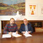 Σύμβαση μεταξύ των δήμων Χανίων και Κισσάμου, για την απομάκρυνση του αμιάντου στην ύδρευση