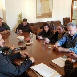 Σύσκεψη στο δημαρχείο Χανίων για τον καθορισμό της τουριστικής ζώνης