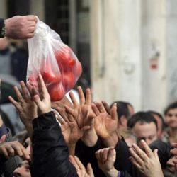 Διανομή τροφίμων μέσω του ΤΕΒΑ, σήμερα στο δημαρχείο Πλατανιά