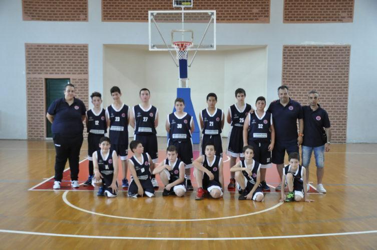 Πρωτάθλημα Μίνι CHANIA B.C.- Α.Ο. Κισσάμου 15-35