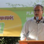 Βράβευση του δήμου Πλατανιά με το βραβείο περιβαλλοντικής ευαισθησίας «ΟΙΚΟΠΟΛΙΣ 2018»