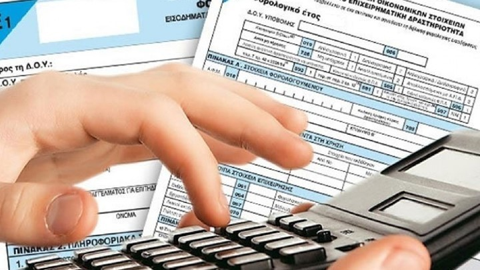 """Η """"ακτινογραφία"""" των φορολογικών δηλώσεων: Πόσες είναι οι χρεωστικές και πόσος ο μέσος φόρος"""