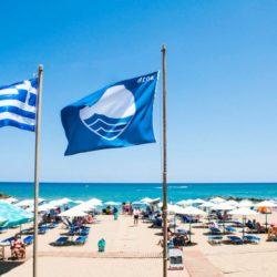 Στην 2η θέση παγκοσμίως η Ελλάδα σε Γαλάζιες σημαίες. Η λίστα με τις ακτές της Κρήτης