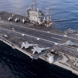 Κατέπλευσε στην βάση της Σούδας το αεροπλανοφόρο «Χάρι Τρούμαν»