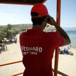 Ναυαγοσώστες από 1/6 έως 10/10 σε 25 παραλίες του δήμου Χανίων