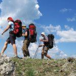 Ο Ορειβατικός στην κορυφή Τίμιος Σταυρός στον Ψηλορείτη