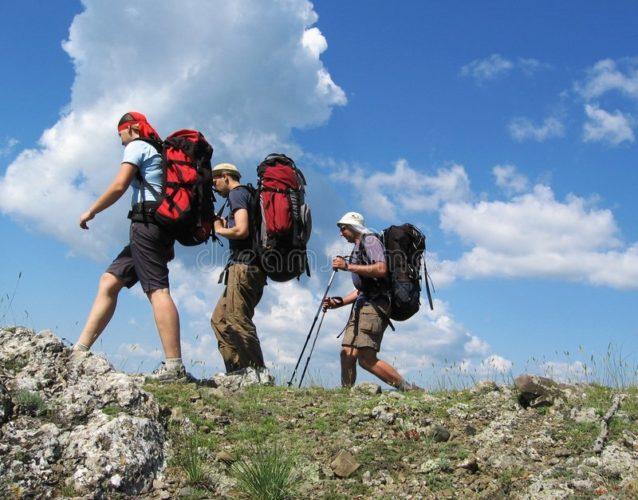Ο Ορειβατικός στην κορυφή Μελινταού